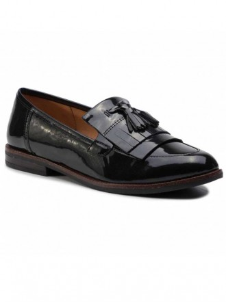 9-24200-23 - Black Patent Shoes (Caprice)