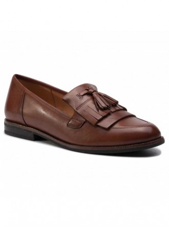 9-24200-23 - Cognac Nappa Shoes (Caprice)