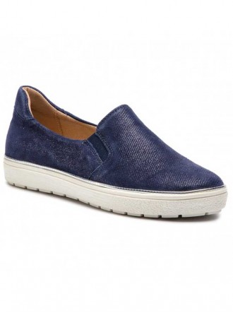 9-24662-22 - Blue Shoes (Caprice)