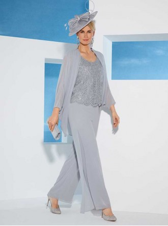 70958 - Silver Orchid Jacket / Cami & Trousers (Condici)