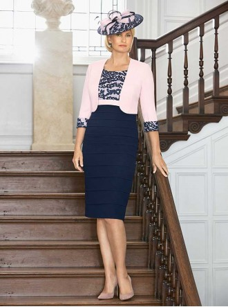 70981 - Rose Dress & Jacket (Condici)