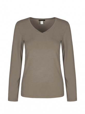 71502 Knit Pullowover - Stone (Dolcezza)