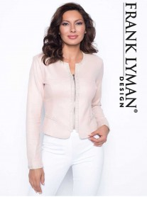 186101 Jacket - Blush (Frank Lyman)
