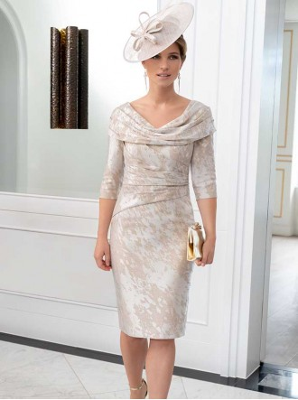 ISE806 - Dress Taupe/Frost (Isipirato)