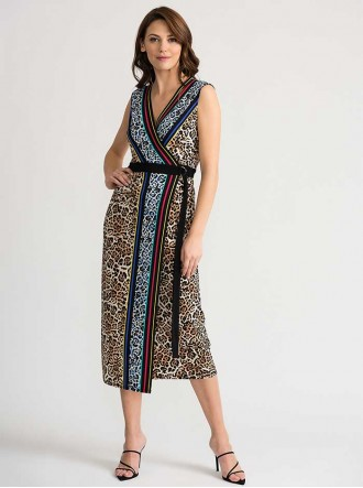 202148 - Multi Dress (Joseph Ribkoff)
