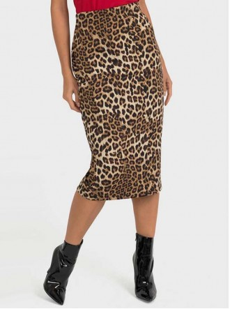 193553 - Safari Skirt (Joseph Ribkoff)