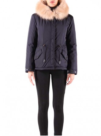 Linsey Coat - Navy / Black (Rino & Pelle)