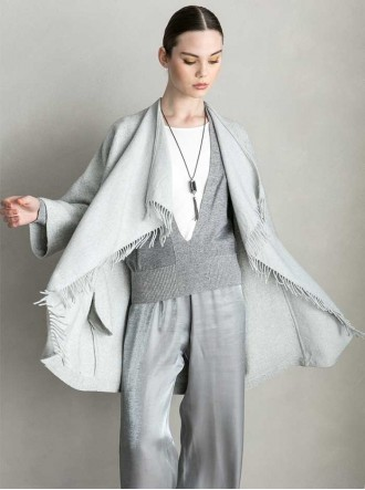 9215 - Grey Jacket (Maria Bellentani)