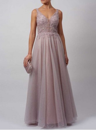 MC11921 - Mauve Dress (Mascara)