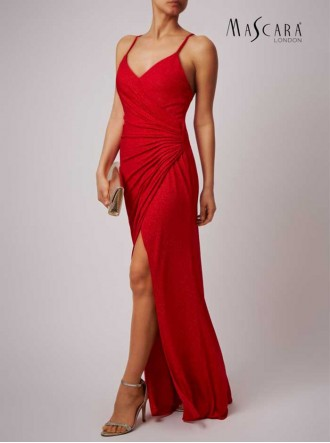 MC186067 - Red Dress (Mascara)