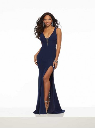 43088 - Navy (Mori Lee)