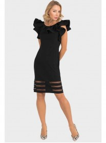 193001 - Black Dress (Joseph Ribkoff)