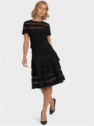 193310 - Black Dress (Joseph Ribkoff)