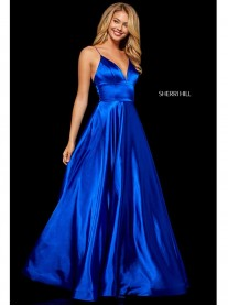 52195 - Dark Royal/Ruby (Sherri Hill)