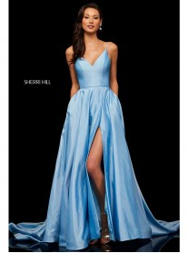 52245 - Light Blue (Sherri Hill)