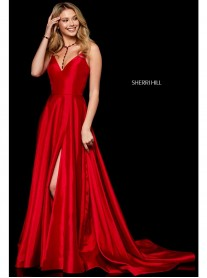 52245 - Red (Sherri Hill)