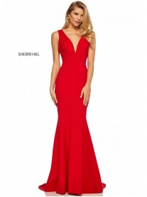 52483 - Red (Sherri Hill)