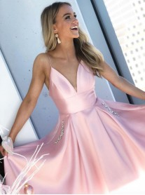 52597 - Blush/Navy (Sherri Hill)