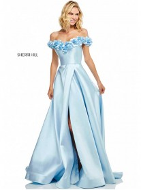52712 - Light Blue (Sherri Hill)