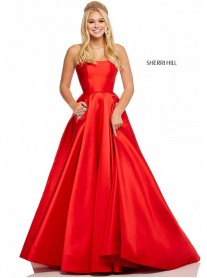 52724 - Red (Sherri Hill)