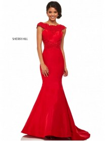 52772 - Red (Sherri Hill)