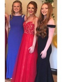 PHOEBE, HOLLIE & ERIN (Colors, La Femme & Sherri Hill)