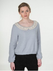Lilly Pearl Jumper - Blue