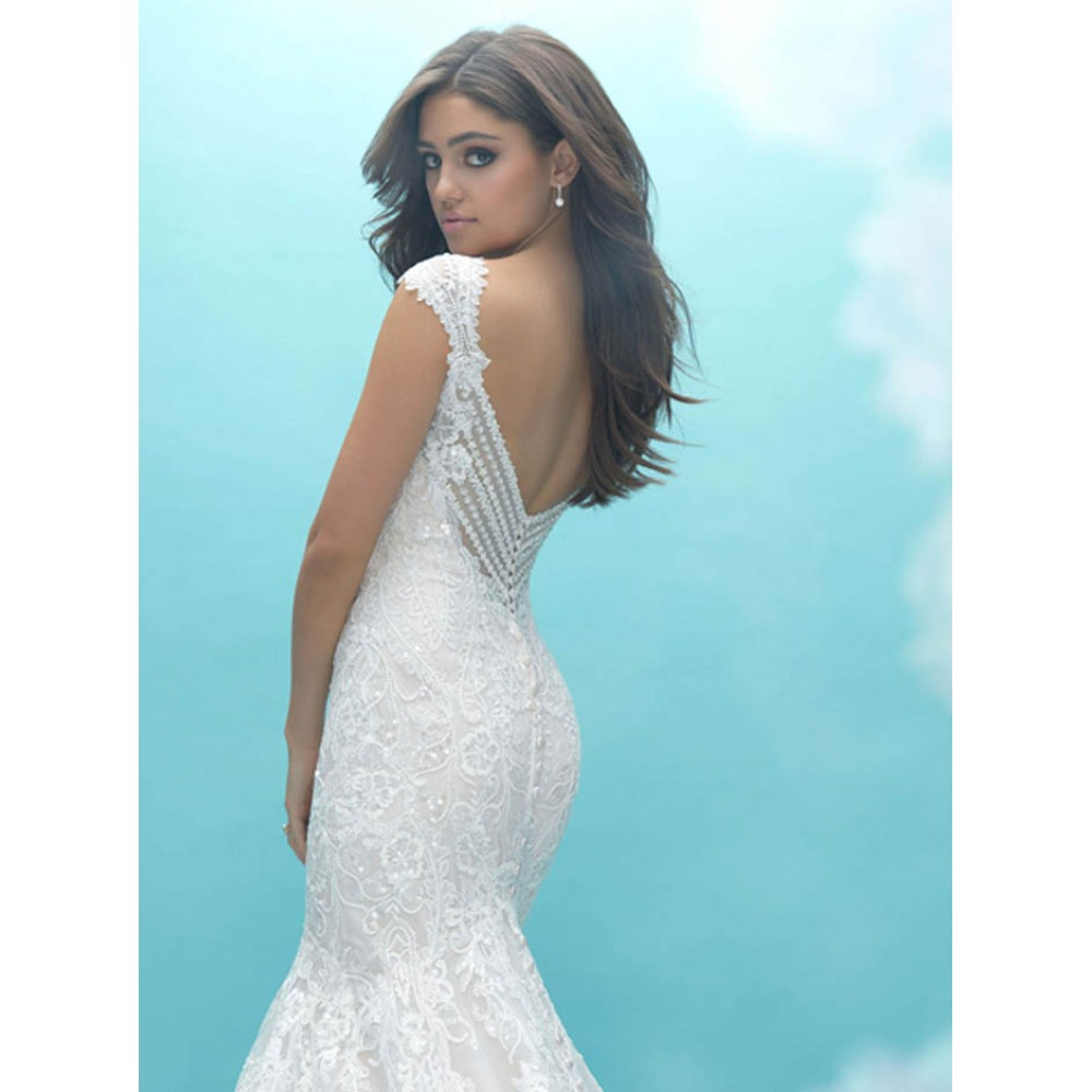 9471 - Wedding Dresses - Allure Bridals Wedding Dress by Molly Browns