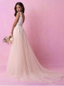 3152 - Silver/Ivory (Allure Bridals)