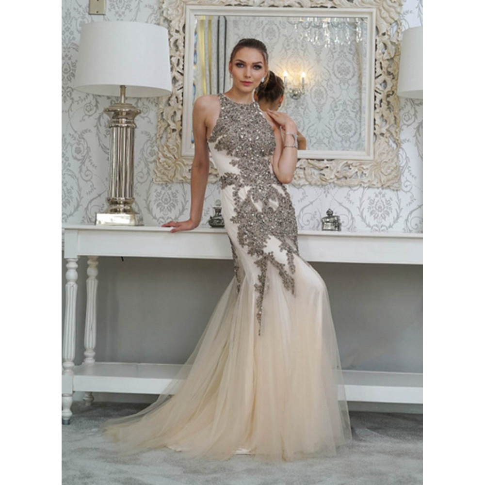 Af1868 Evening Prom Dress Angel Forever Prom Dresses By Molly Browns