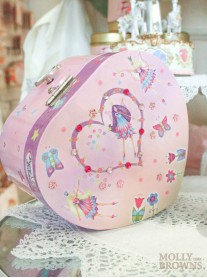 Fairy Heart Musical Box (Lucy Locket)
