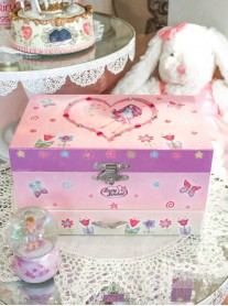 Musical Fairy Jewellery Chest (Lucy Locket)