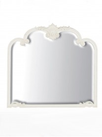 Chateau Overmantel Mirror