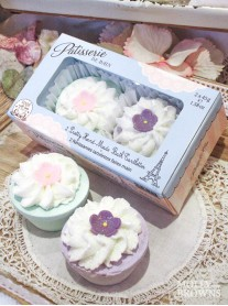 Rose & Violette Bath Tartlettes