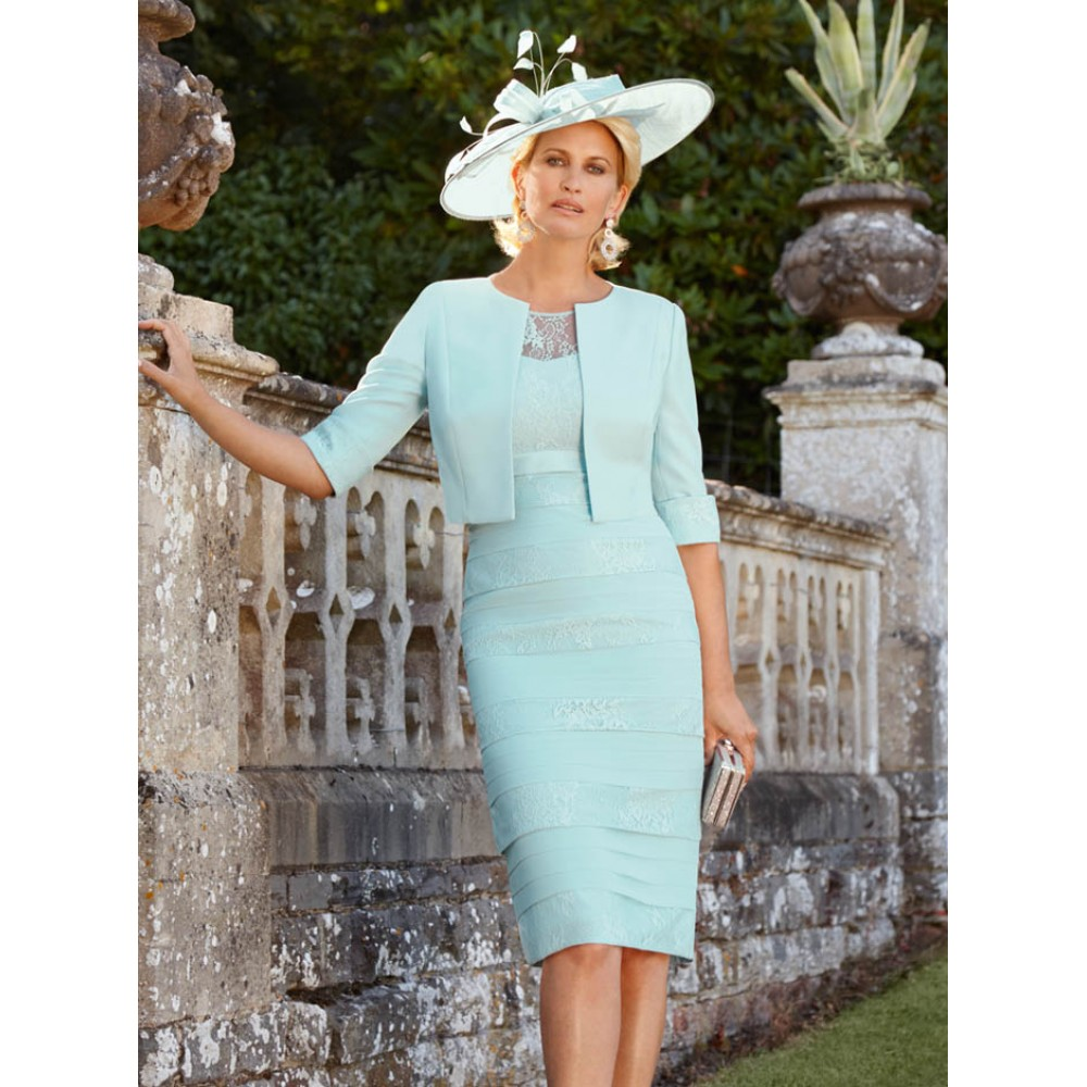 70850 Mother of the Bride Dress & Jacket - Condici Wedding Outfits ...