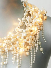 Baroque Pearl Lights
