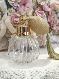 Glass Perfume Spray Bottle