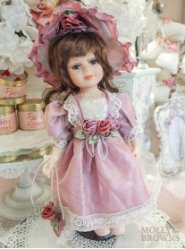Vintage Style Doll