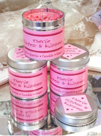 Faerie Wishes & Kisses Scented Candle