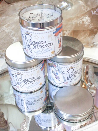 Prosecco Princess Scented Candle
