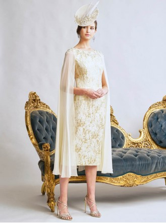 3008 - Cream/Gold (Gill Harvey)