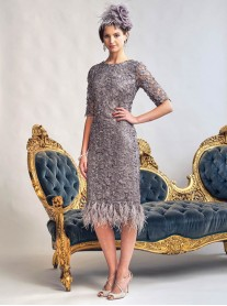 3039 - Grey / Blush (Gill Harvey)