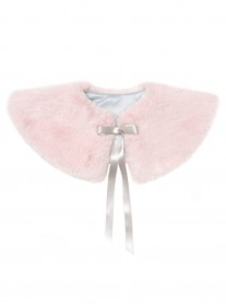 Faux Fur Vincent Collar - Blossom