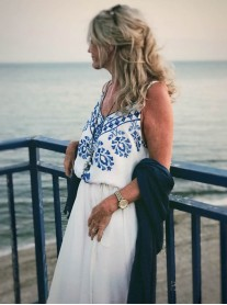 Antigua - Belted Beach Dress