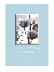 White Cotton - Scented Sachet
