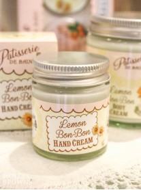 Lemon Bon-Bon Hand Cream