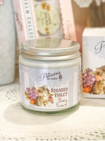 Sugared Violet Body Cream
