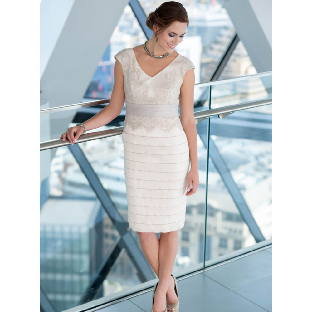 ISA954 Mother of the Bride Dress - Ispirato Wedding Outfits by Molly ...