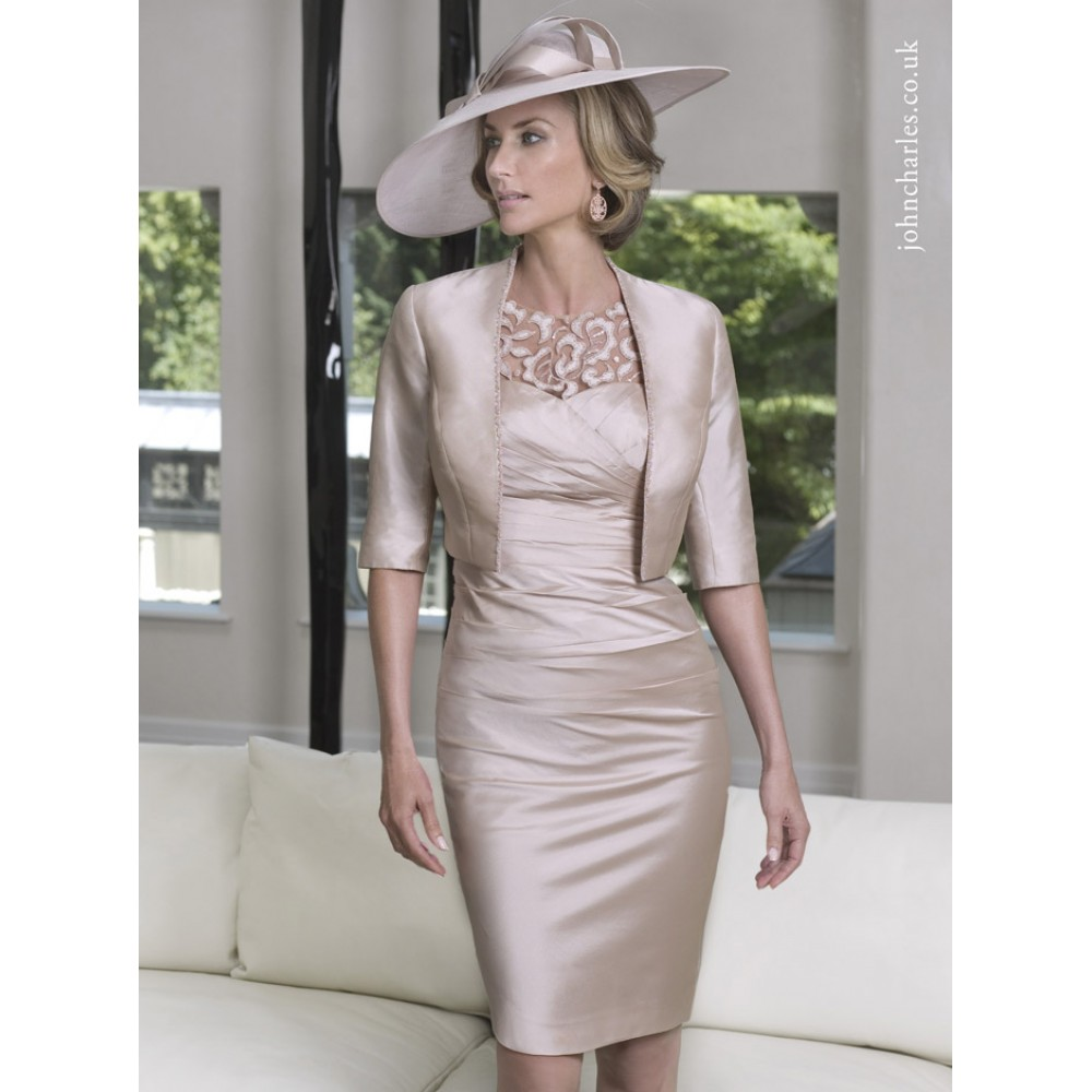 A John Charles Mother of The Bride Outfits by Molly Browns