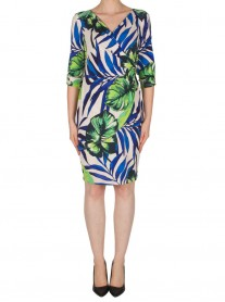 182696 Dress - Multi (Joseph Ribkoff)
